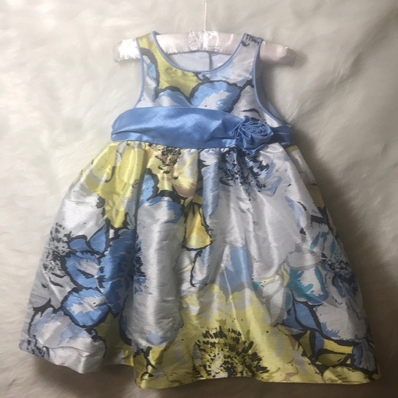 Cherokee Other - Toddler Floral Print Dress